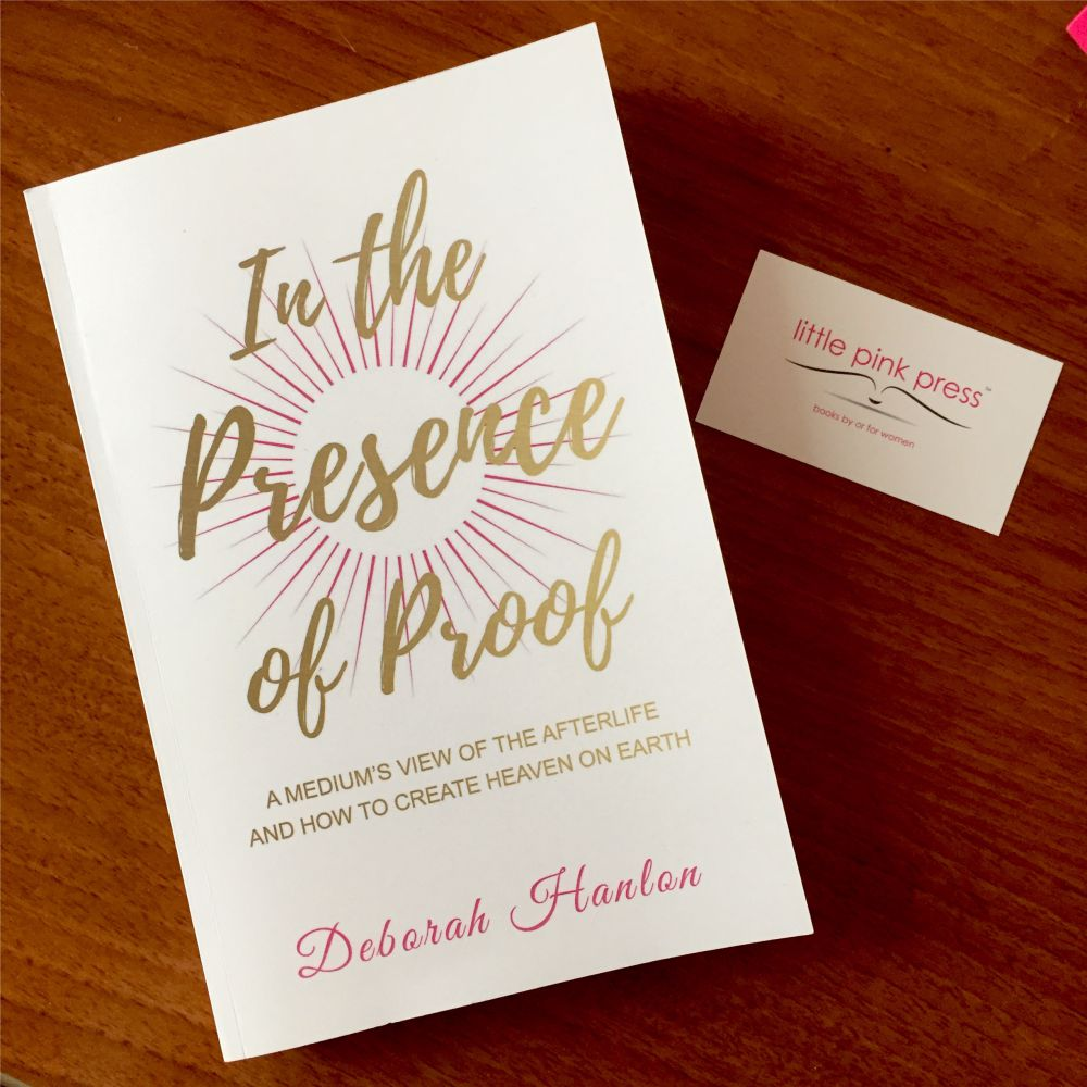 In the Presence of Proof - Written by an intuitive medium, this book offers proof that consciousness survives physical death.