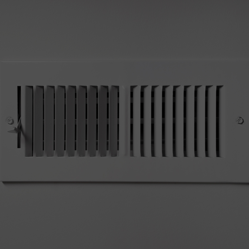Don't close vents in unused rooms - If you have central air-conditioning, closing vents in unused rooms could increase the pressure and cause leaks in your ducts. This does not apply to homes or apartments with window units where closing off unused rooms will reduce cooling costs and increase comfort.