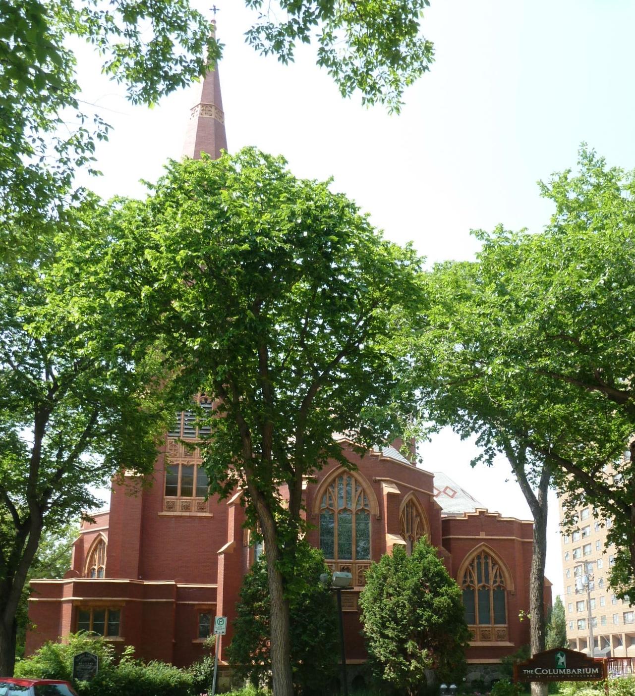 St. John's Cathedral, Saskatoon