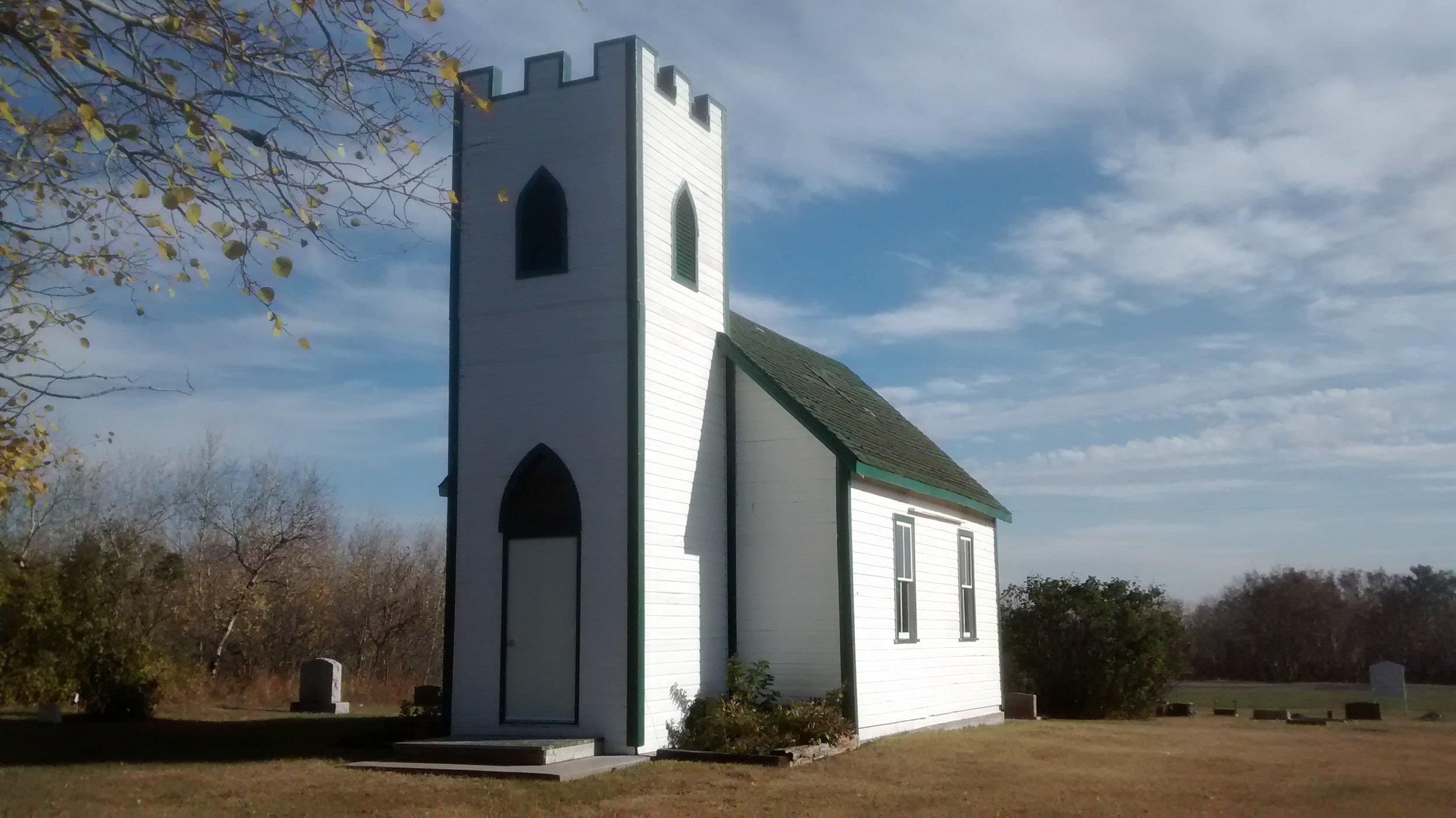 St. Stephen's, Merrill