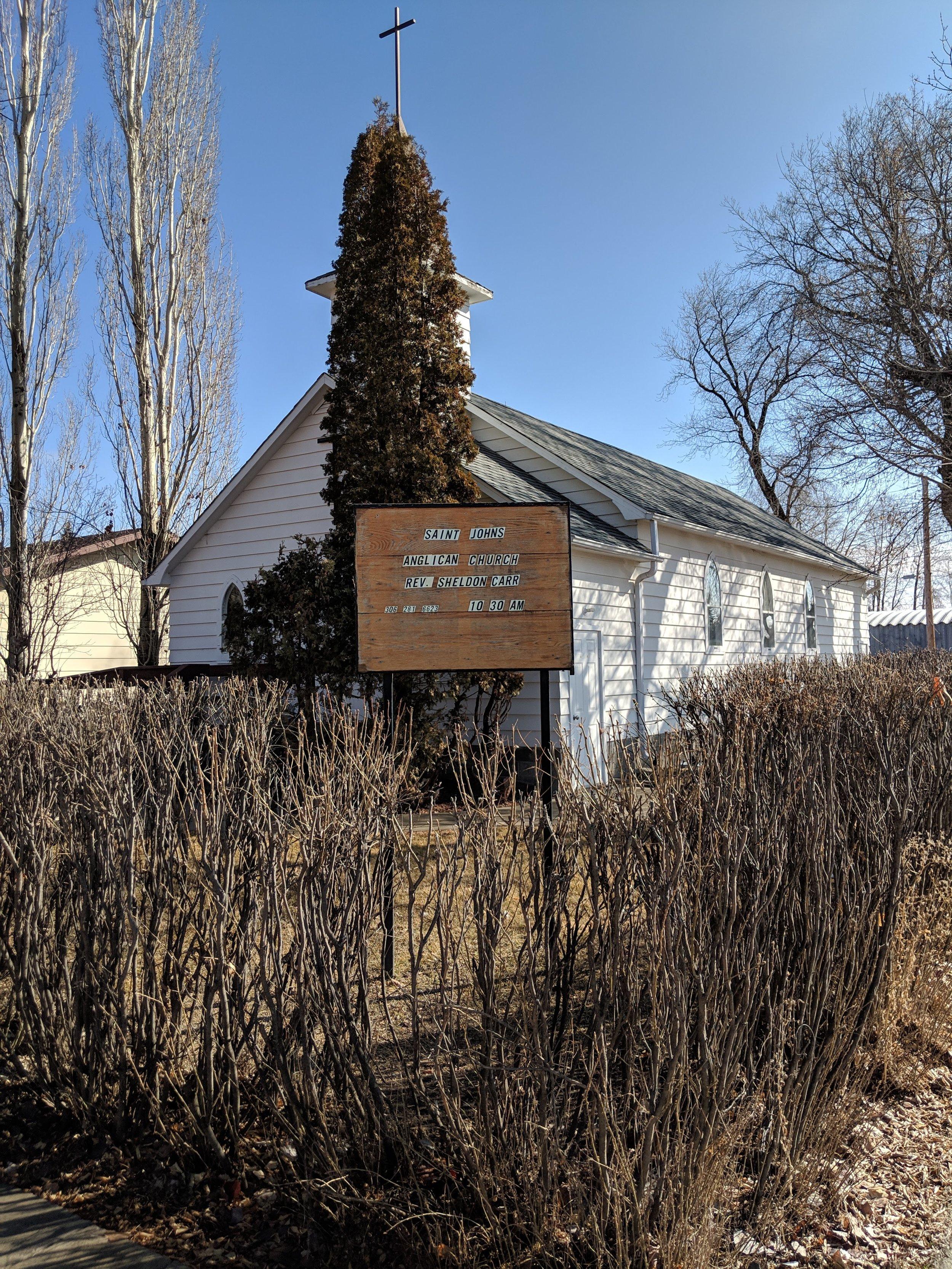 St. John's, Borden