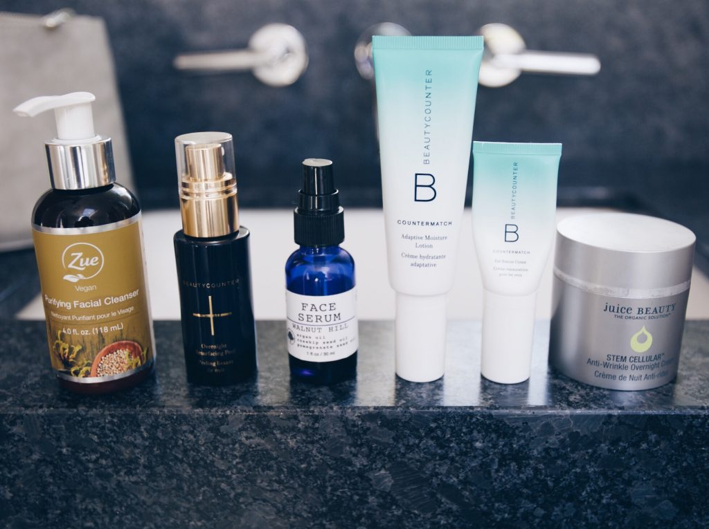 All of these clean beauty products are free of the 6 toxic ingredients I always avoid. Learn why these are the brands I trust.