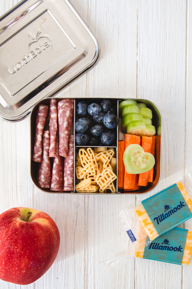 Easy, healthy school lunch ideas for kids