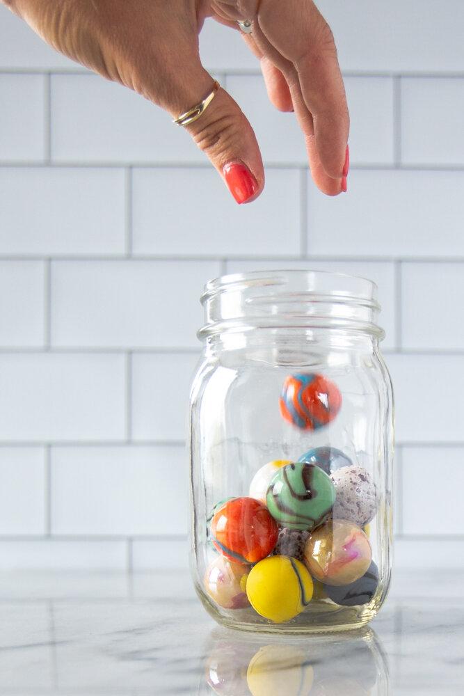 My Favorite Positive Reenforcement Tool: The Marble Jar