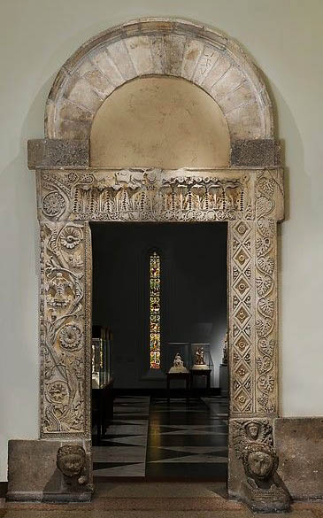 San Nicolò Portal, Metropolitan Museum NY