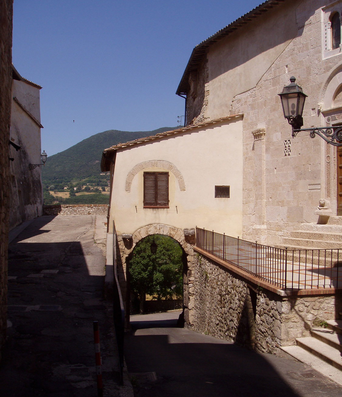 San Gemini, Porta San Giovanni