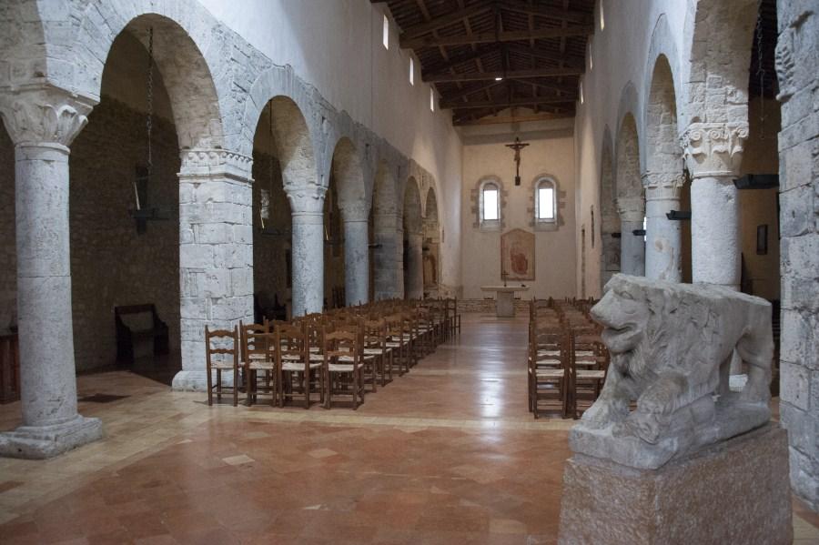 San Gemini, Church of S. Nicolò