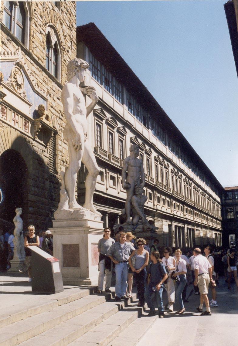 Florence, Pz. Della Signoria