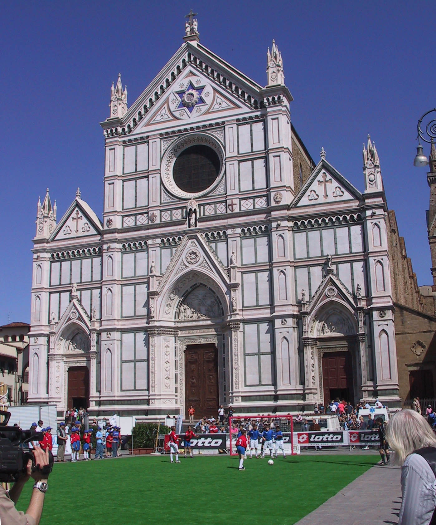 Florence, Church of  S. Croce