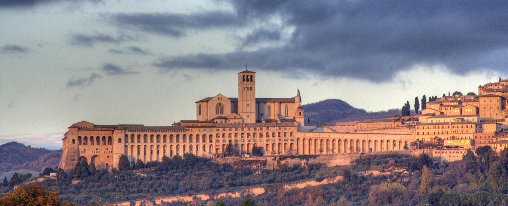 Assisi, panorama