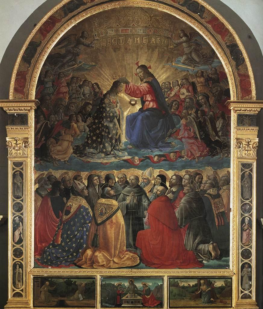 Narni, Assumption - Ghirlandaio