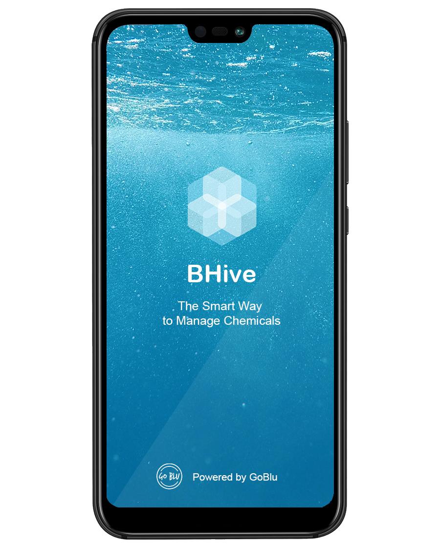 bhivesplashphoneandroidreflection.png