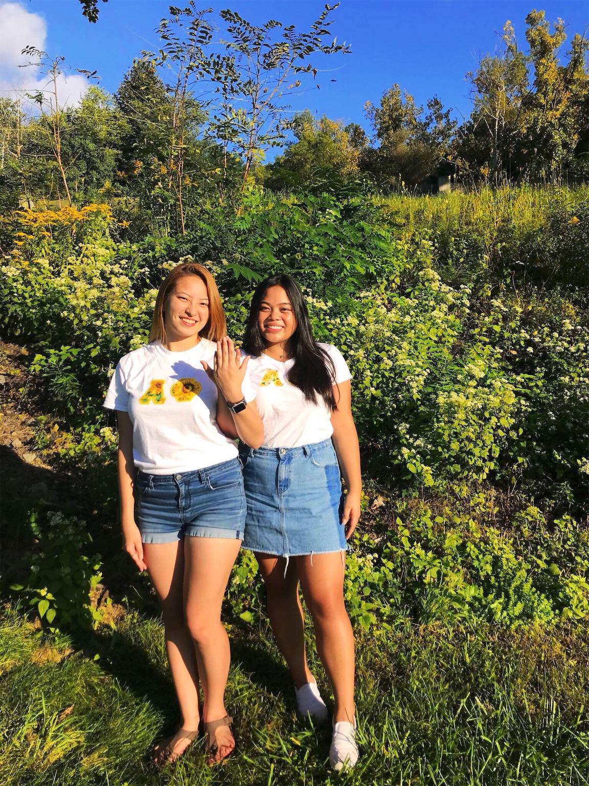 RPI Alpha Phi sisterhood
