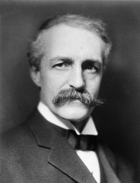 Gifford Pinchot portrait by  Pirie MacDonald , 1909. He was Governor of Pennsylvania when Lea became a U.S. citizen. He never knew the critical role he had played in helping her pass the citizenship exam.