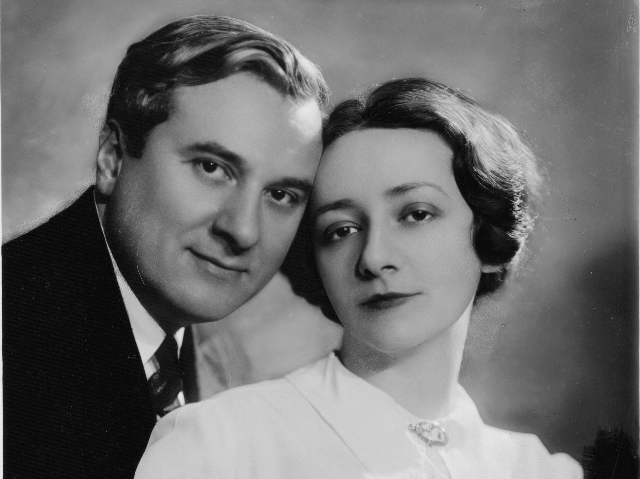 Pierre Luboshutz & Genia Nemenoff were Lea Luboshutz's brother and sister-in-law respectively.