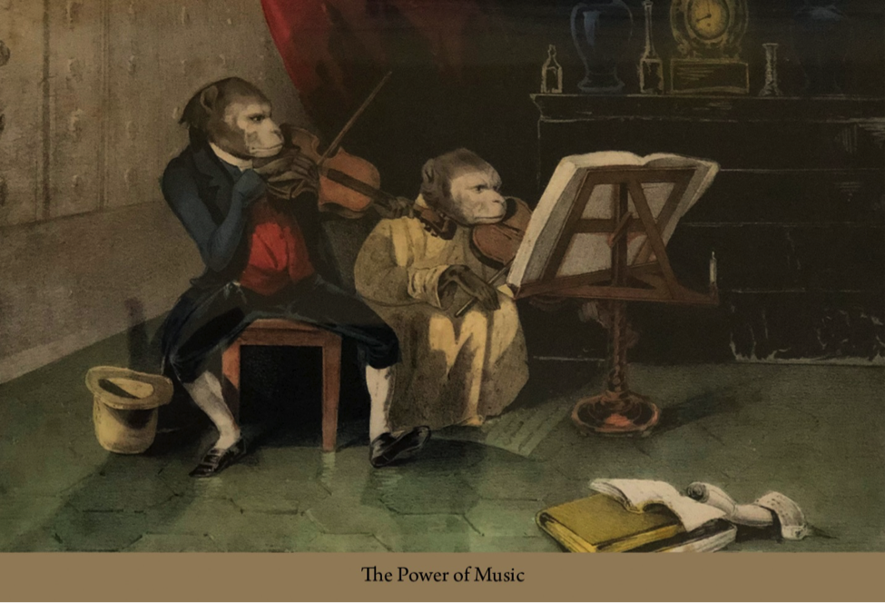 The Power of Music, Currier
