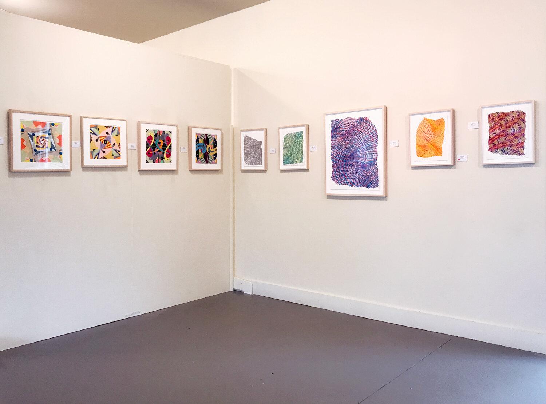 Works On Paper   Bernay Fine Art, Great Barrington, MA October 5th – November 16th, 2019