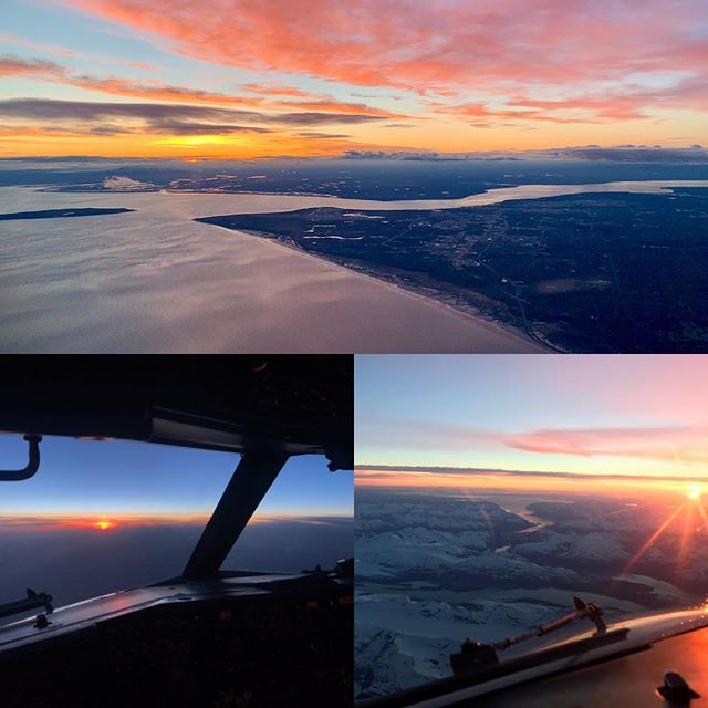 11pm over Alaska. #lionsofthesky #lionsoftheskybook #usnavy #navy #lifeatsea #pilot_proud #fiction #fictionbooks #thrillerbooks #navalaviation #bookstagram  #fighterpilot  #pilotstuff #instapilot