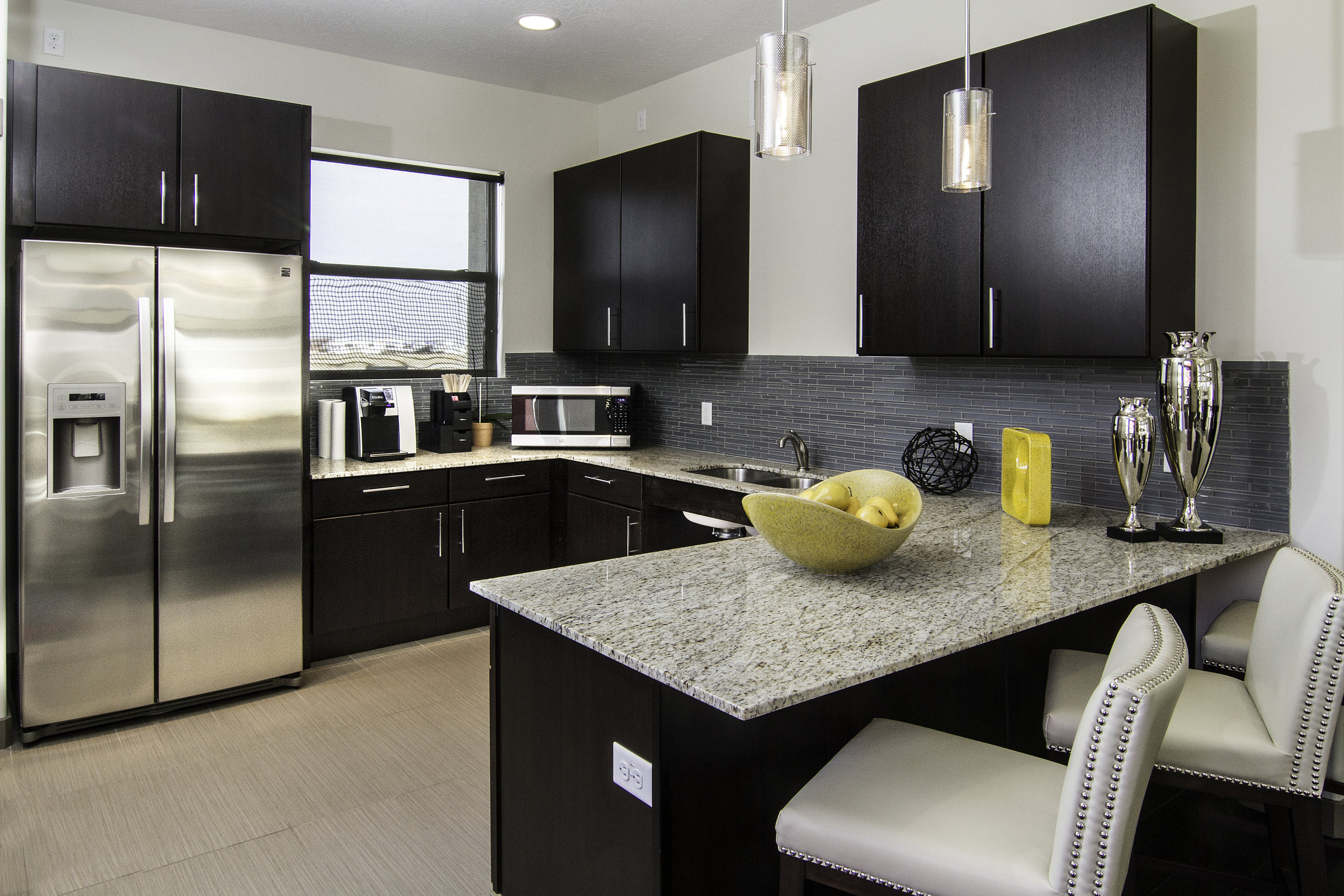 C Kitchen Blanc Noir Interiors
