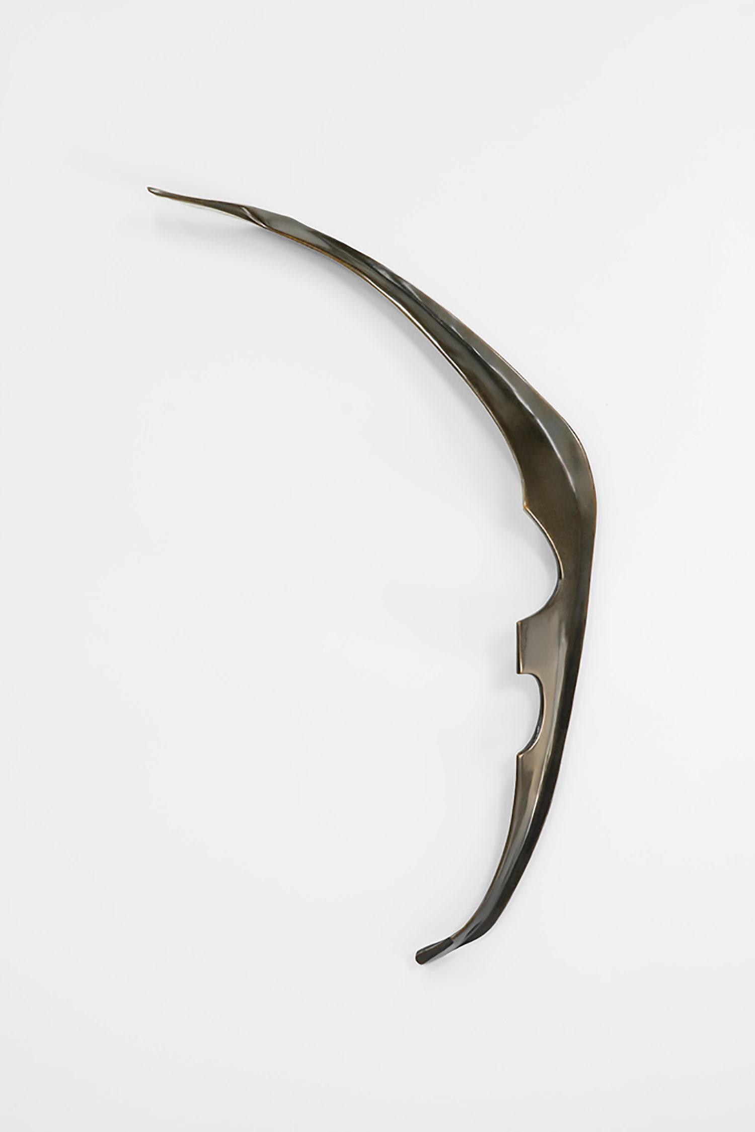 """Passage , 2018  Édition de 3 Bronze 22 1/2 x 38 x 3 3/8 """""""
