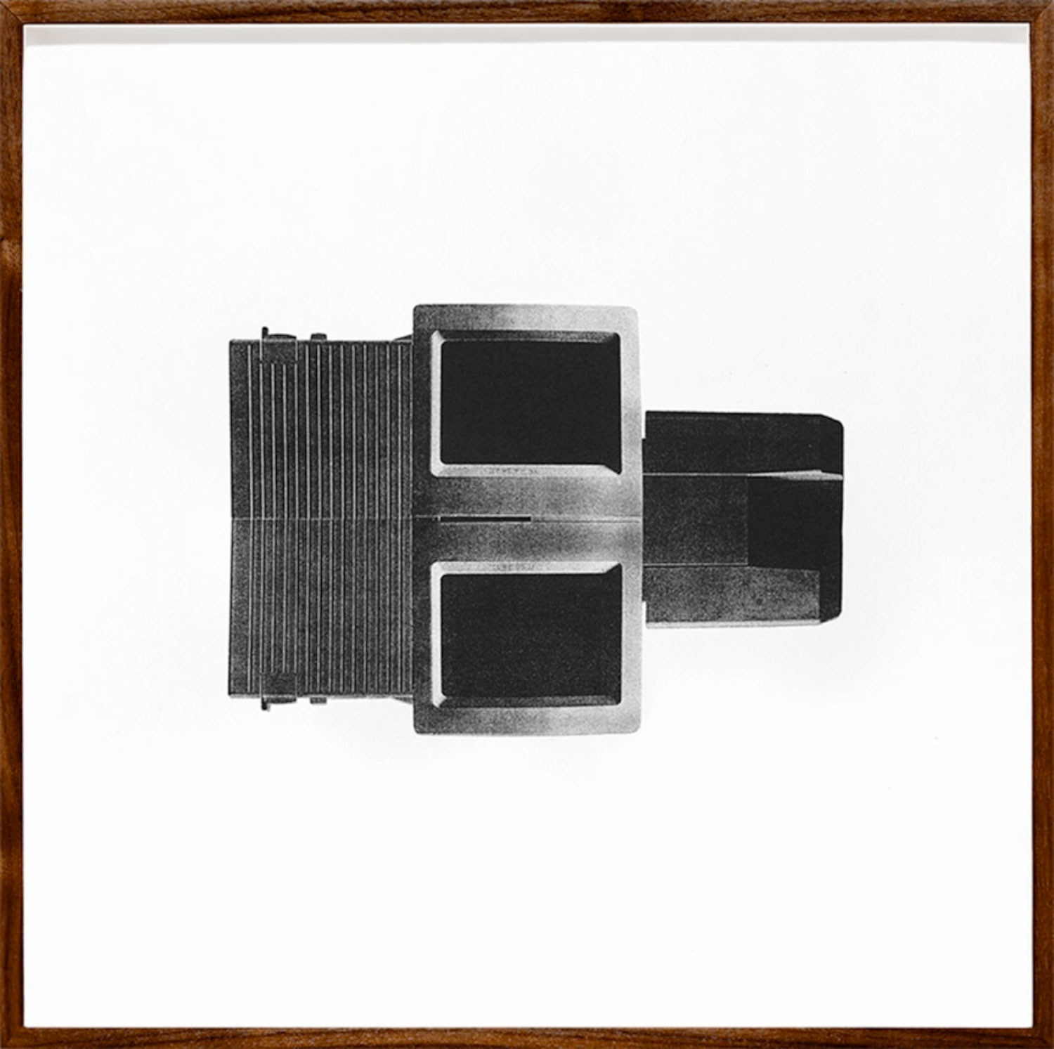 Untitled (Unit V) , 1999-2015  Édition de 4 Photolithographie sur BFK Rives  37 x 37 cm