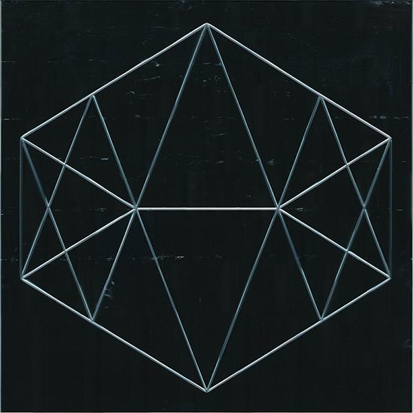 Mirror (Dodecahedron) 05, 2013 Mirror 107 x 107 cm