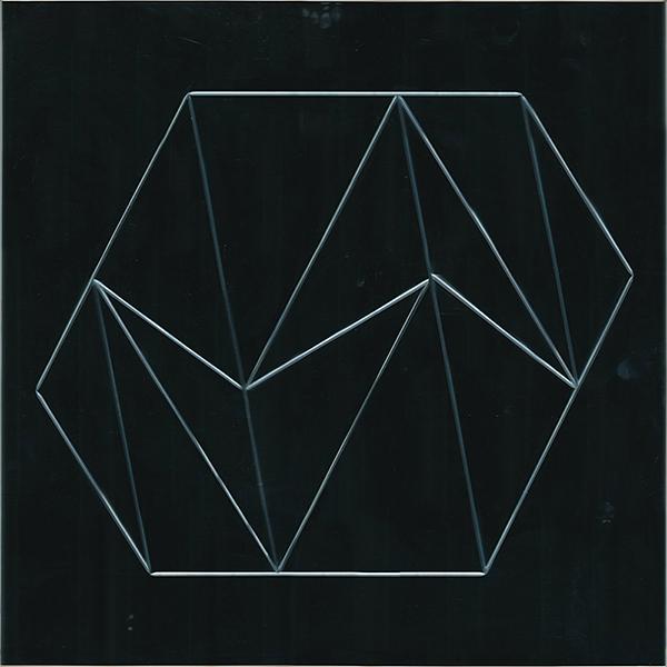 Mirror (Dodecahedron) 07, 2013 Mirror 107 x 107 cm