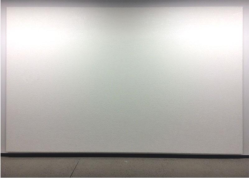 """Illumination , 2016 Huile sur toile 104 1/2 x 166"""""""