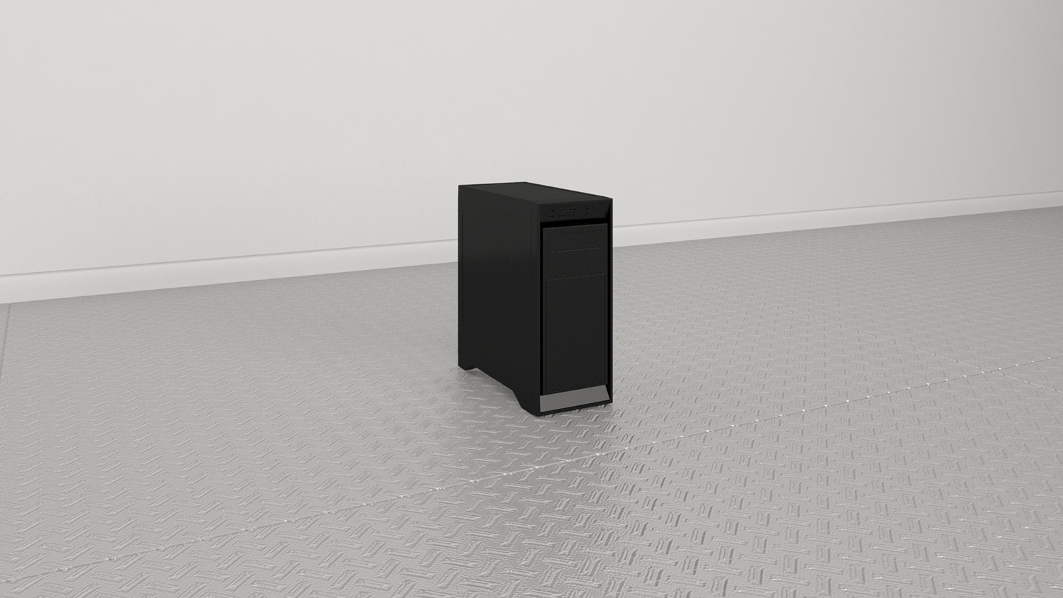 "Black Box , 2019, Impression 3D, 22"" x 21"" x 10"""