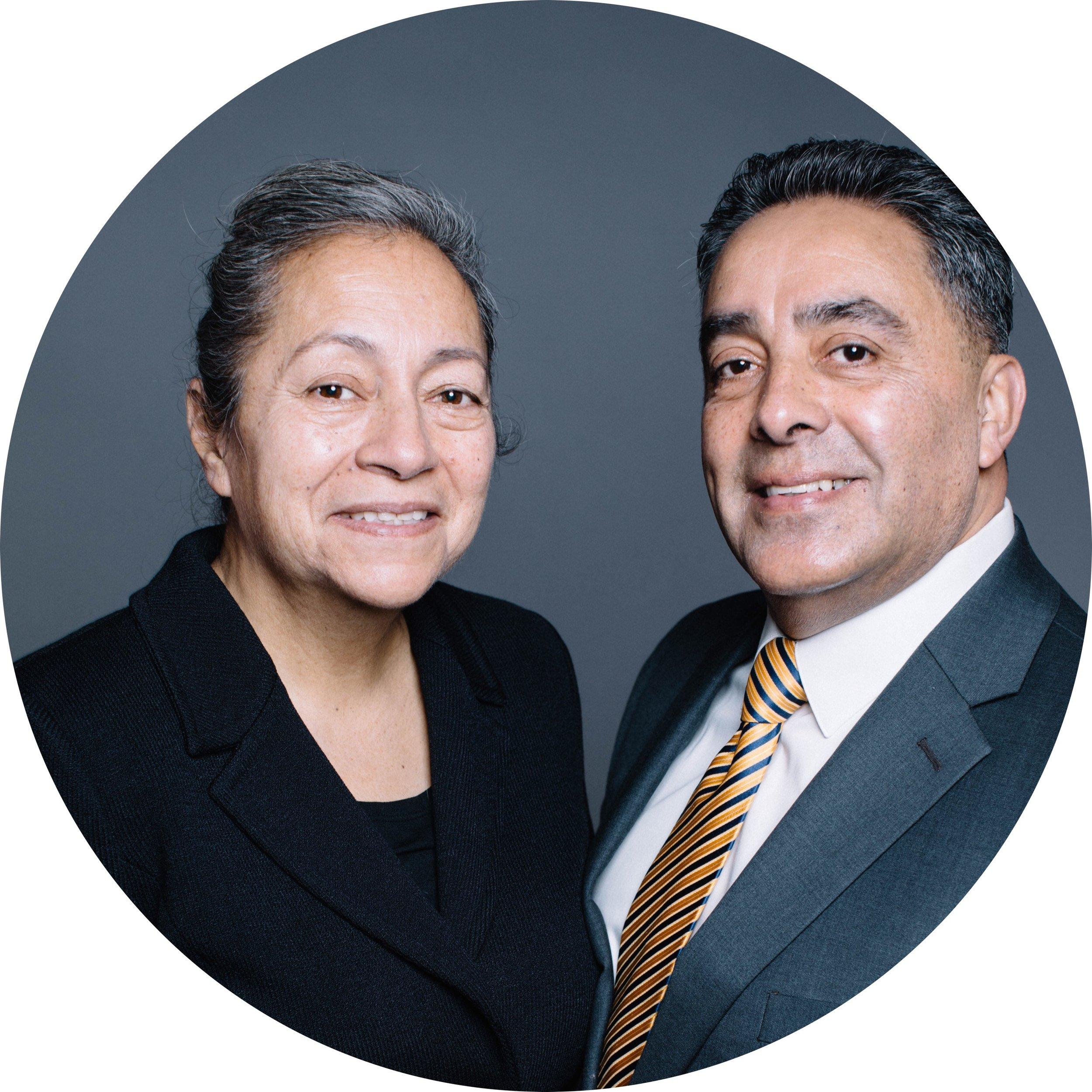 Pastor Hispano - Jesus Perez & Isabel Perez