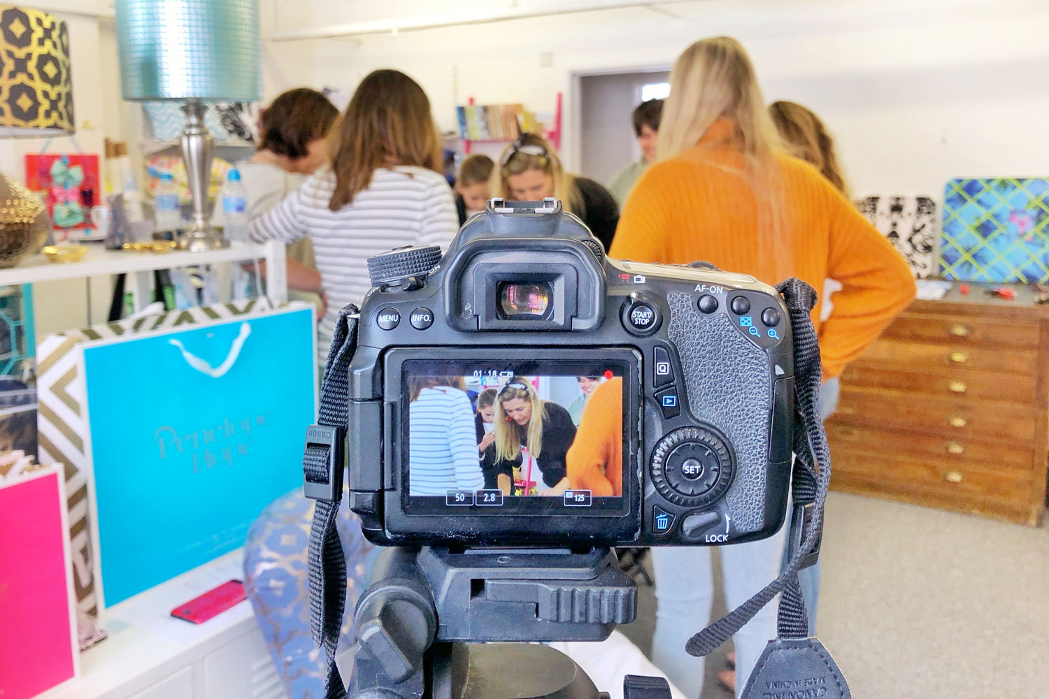 """Video is now known in the social media world being the """"King of Content"""" - and rightly so! - Video is so much more engaging than reading blocks of text, and even captures your customers' attention more than a still image.Video content truly brings your business to life and engages your online audience in a way that text and graphics simply don't.Showcase your business in action, give your customers and followers your expert advice, and stand out from the crowd with high quality, fun video content that will transform your website and social media pages."""