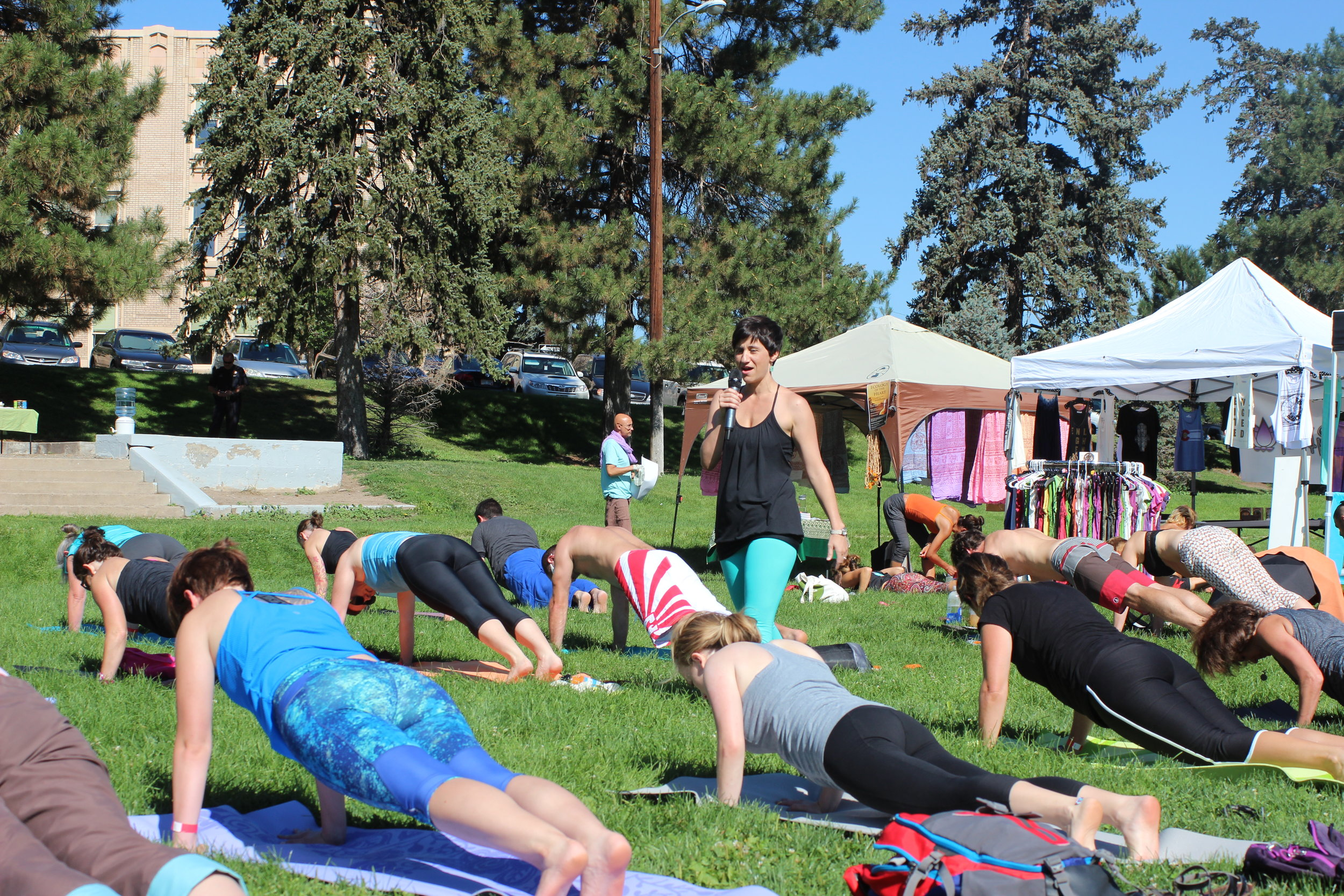 Workshops - Deepen your practice and understanding of yoga philosophy, postures, and more with a live workshop.