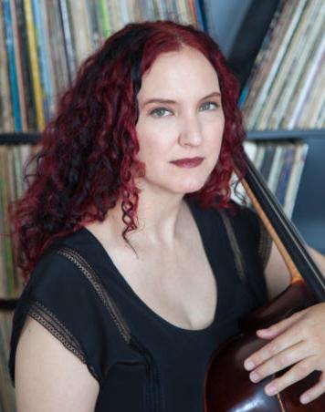 Guest artist Sarah Nelson, cello