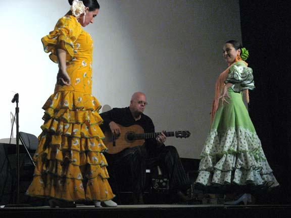 Teye y el Flamenco Concert