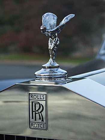 Spirit of Ecstacy - An enchanting piece of Rolls-Royce history