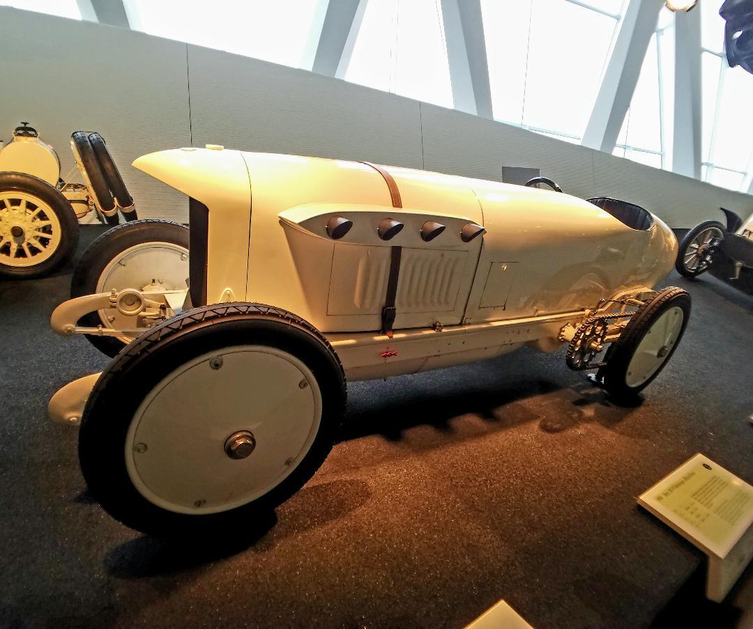 """Benz """"Lightning Benz"""" 200 PS racing car"""