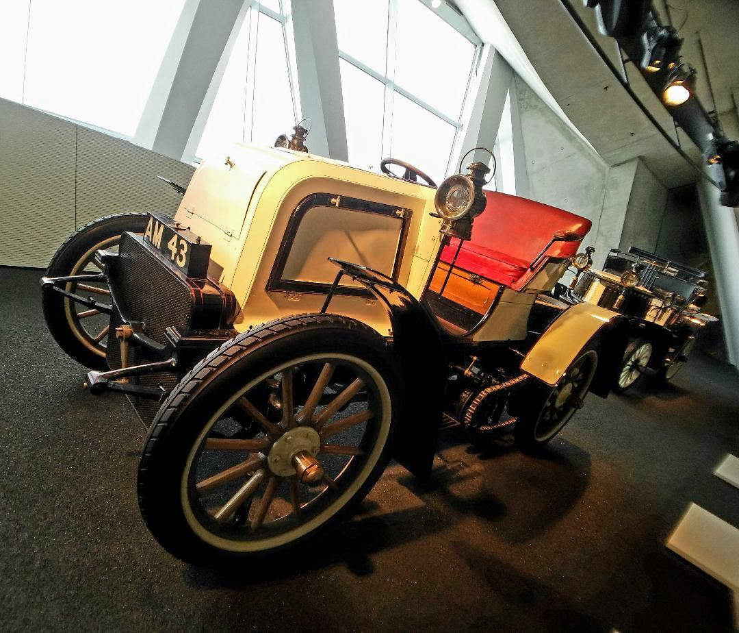 23 PS Daimler Phoenix Racing Car