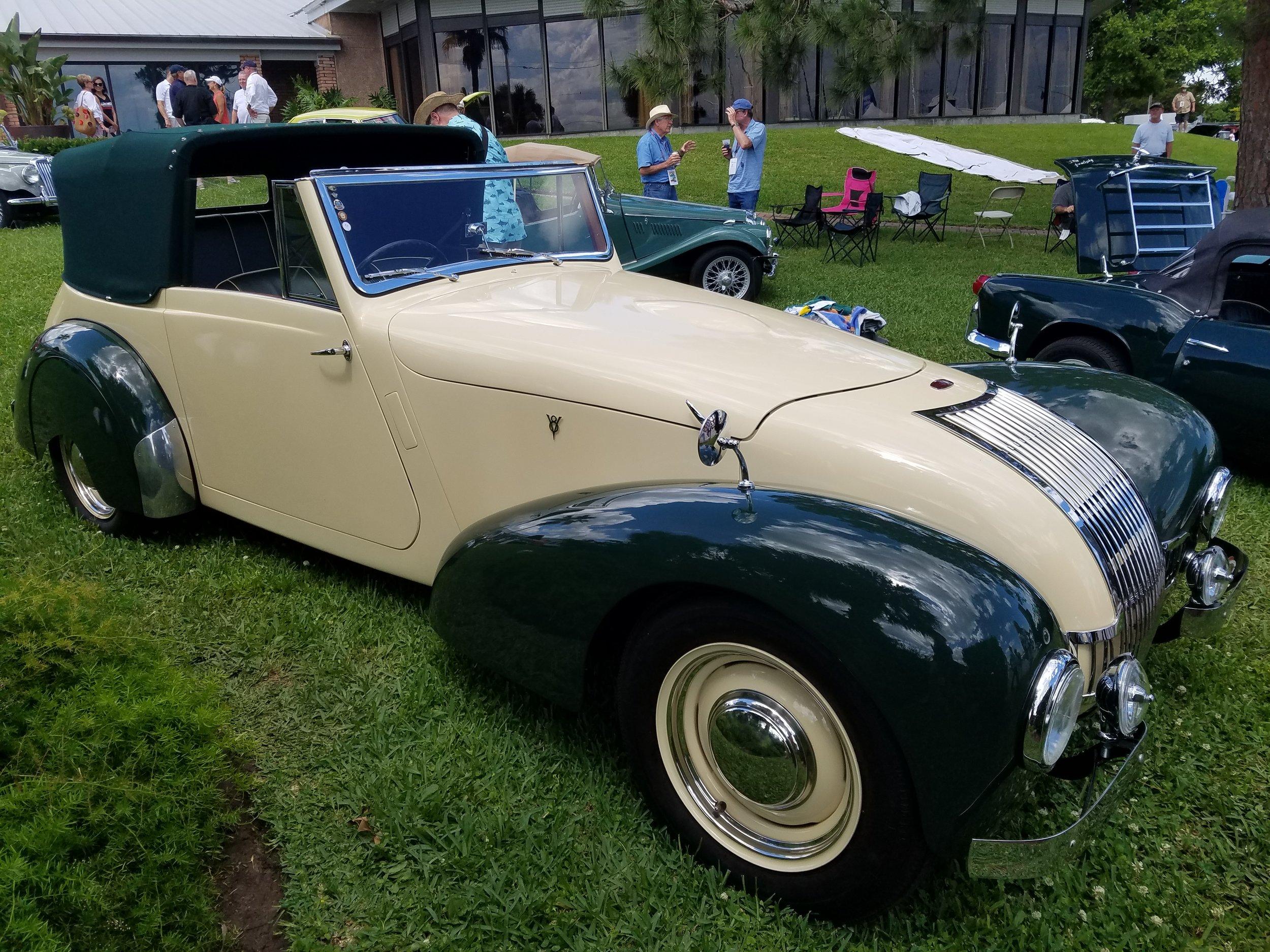 1948 Allard MK1