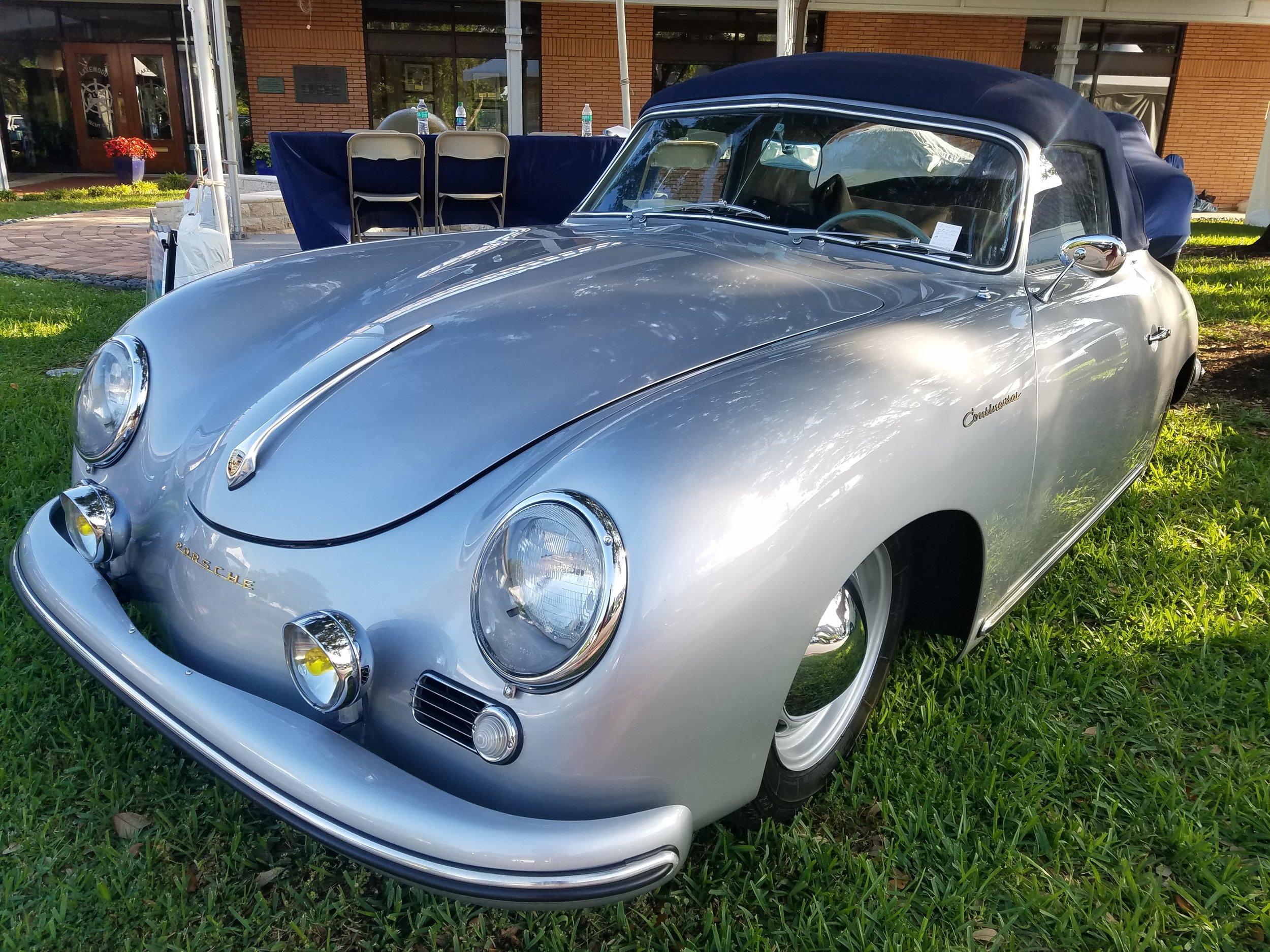 1955 Porsche 356 1500
