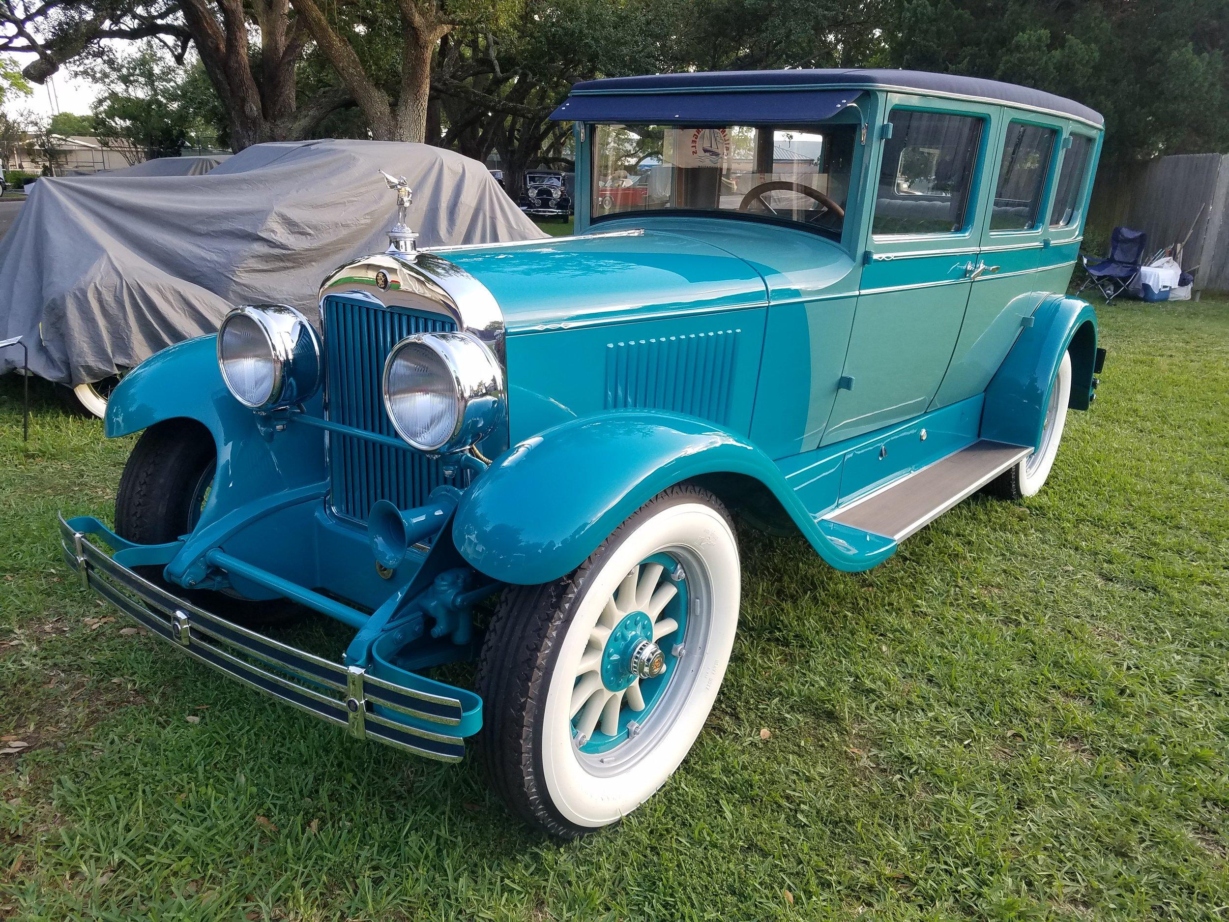 1927 Cadillac Custom Imperial