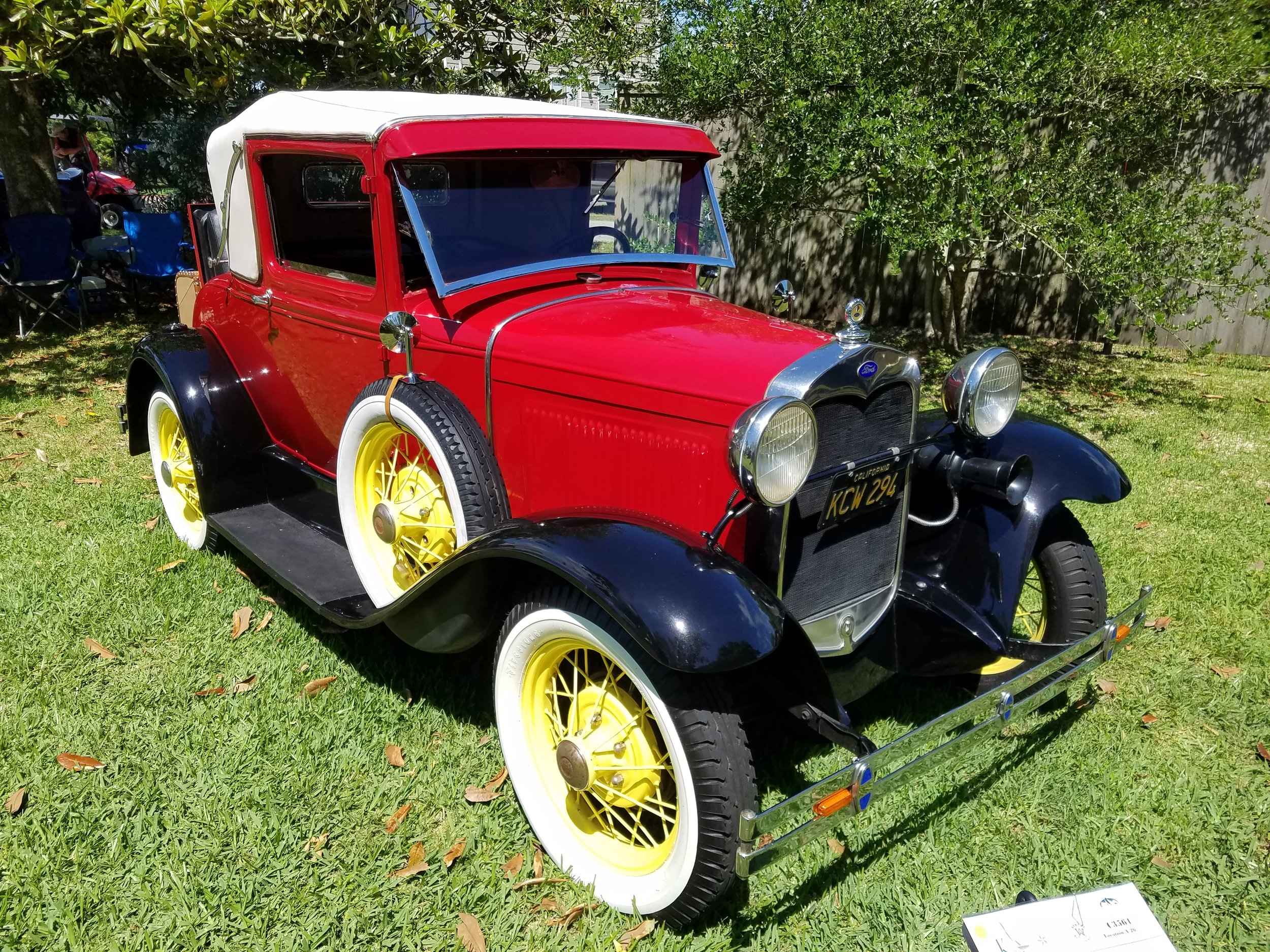 1930 Ford Sport