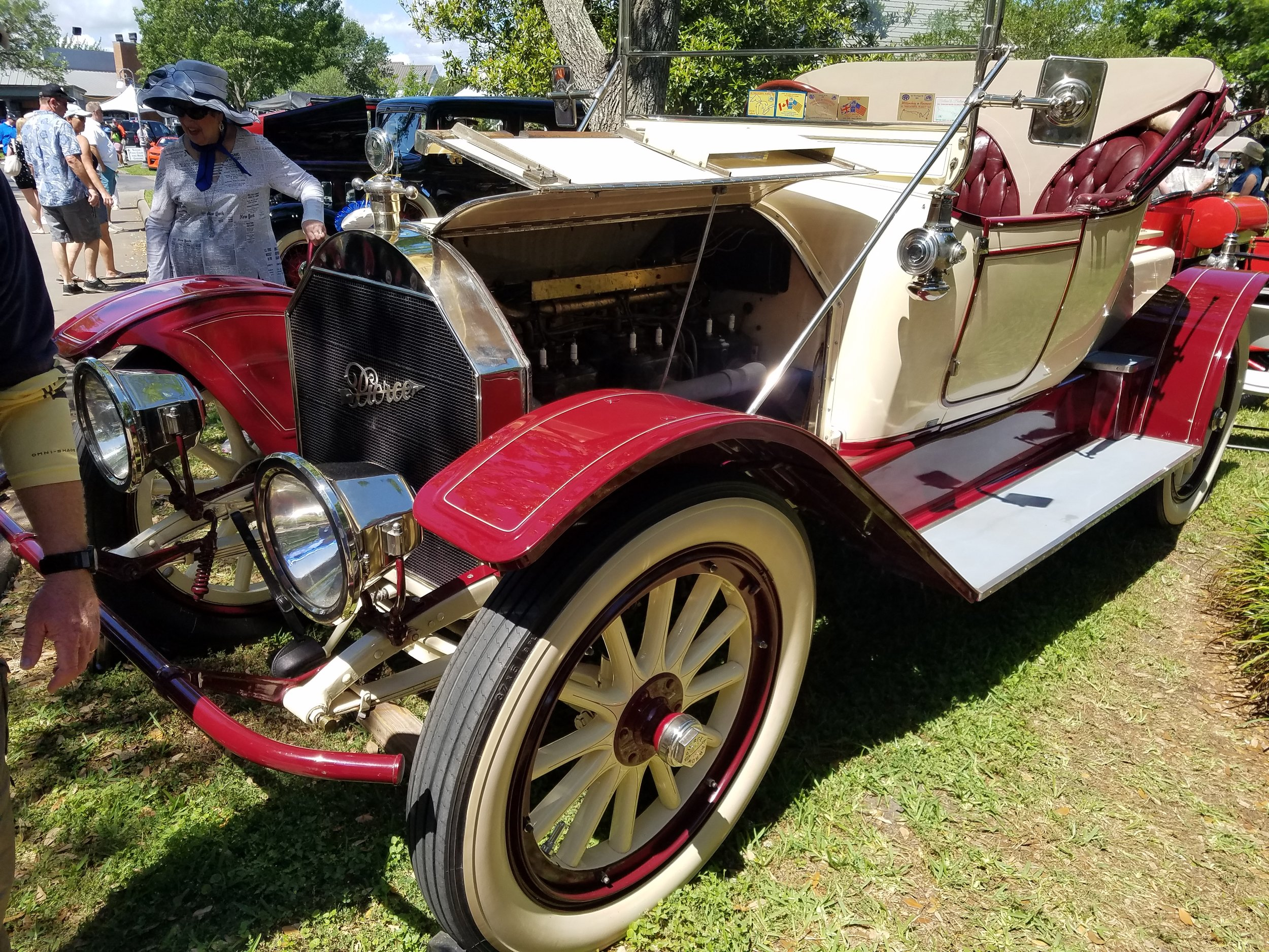 1913 Pierce-Arrow