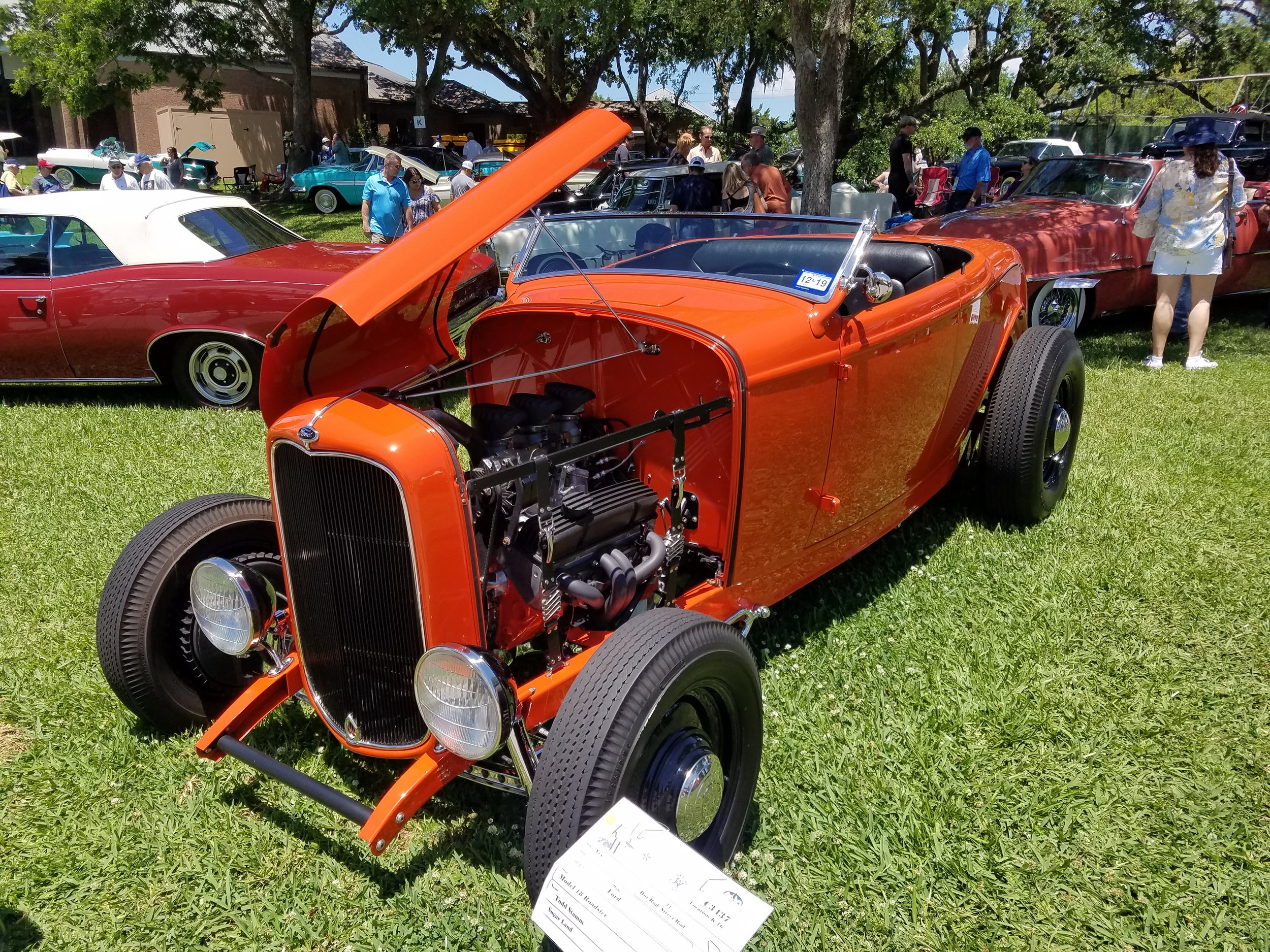 1932 Ford Model 18 Roadster - Hot Rod
