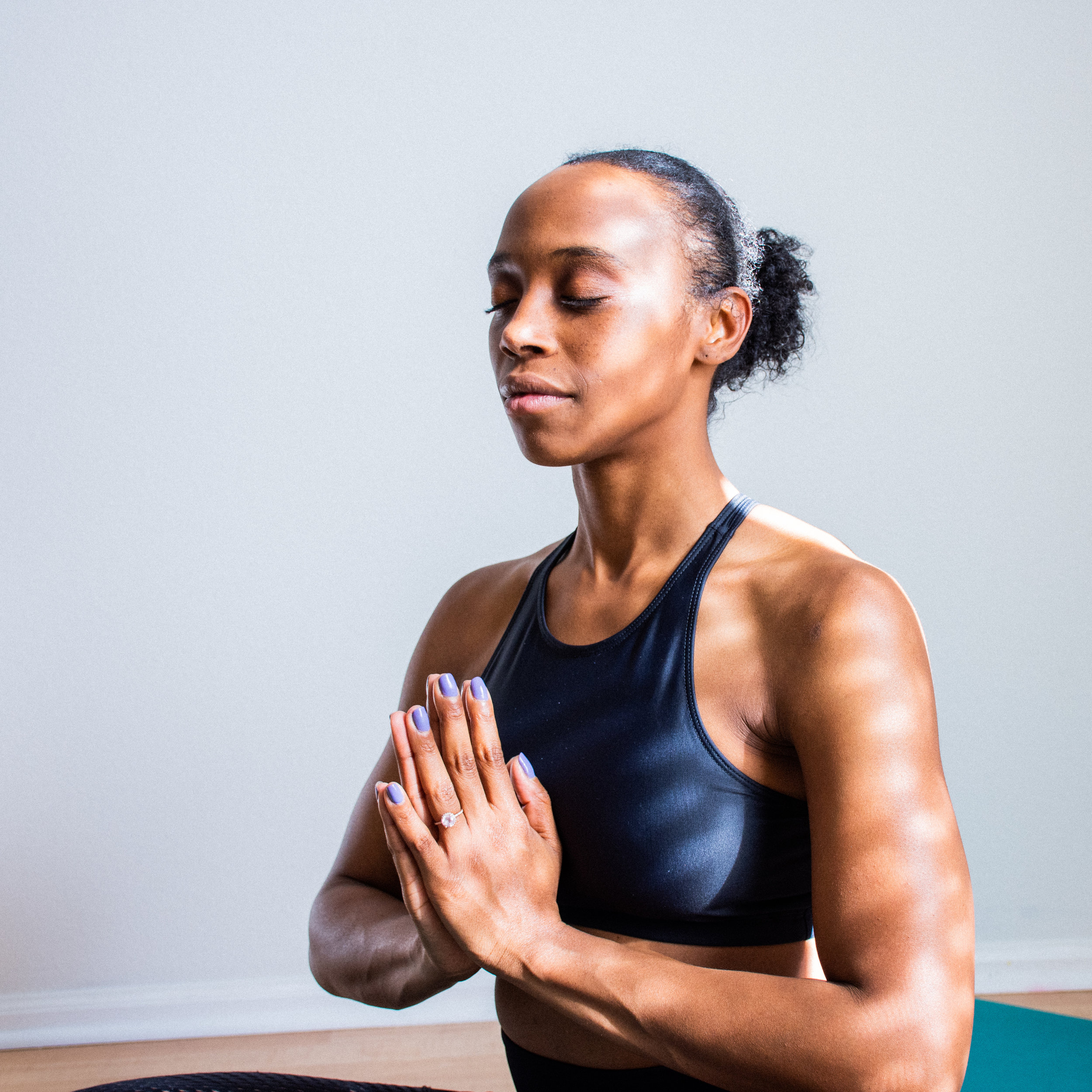 The Mindful Athlete - Learning to be fully present on the path of performance