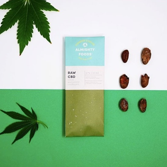 Say hello to Europe's first CBD infused chocolate bar!  This 68% dark Peruvian chocolate contains 10mg of CBD in each bar, made from hand harvested hemp grown in Europe. The bar tastes predominantly of strong Peruvian cacao followed with strong and rich herby notes. A unique synergy of botanicals makes this one of the most innovative chocolates on the market right now. . After getting your savoury kicks from our cheese and charcuterie, finish off your evening with some of our sweet new arrivals here: shop.lafauxmagerie.com/collections/nibbles/chocolate+snacks  #veganchocolate #veganlondon #cbd #chocolate #hemp #whatveganseat #treatyoself