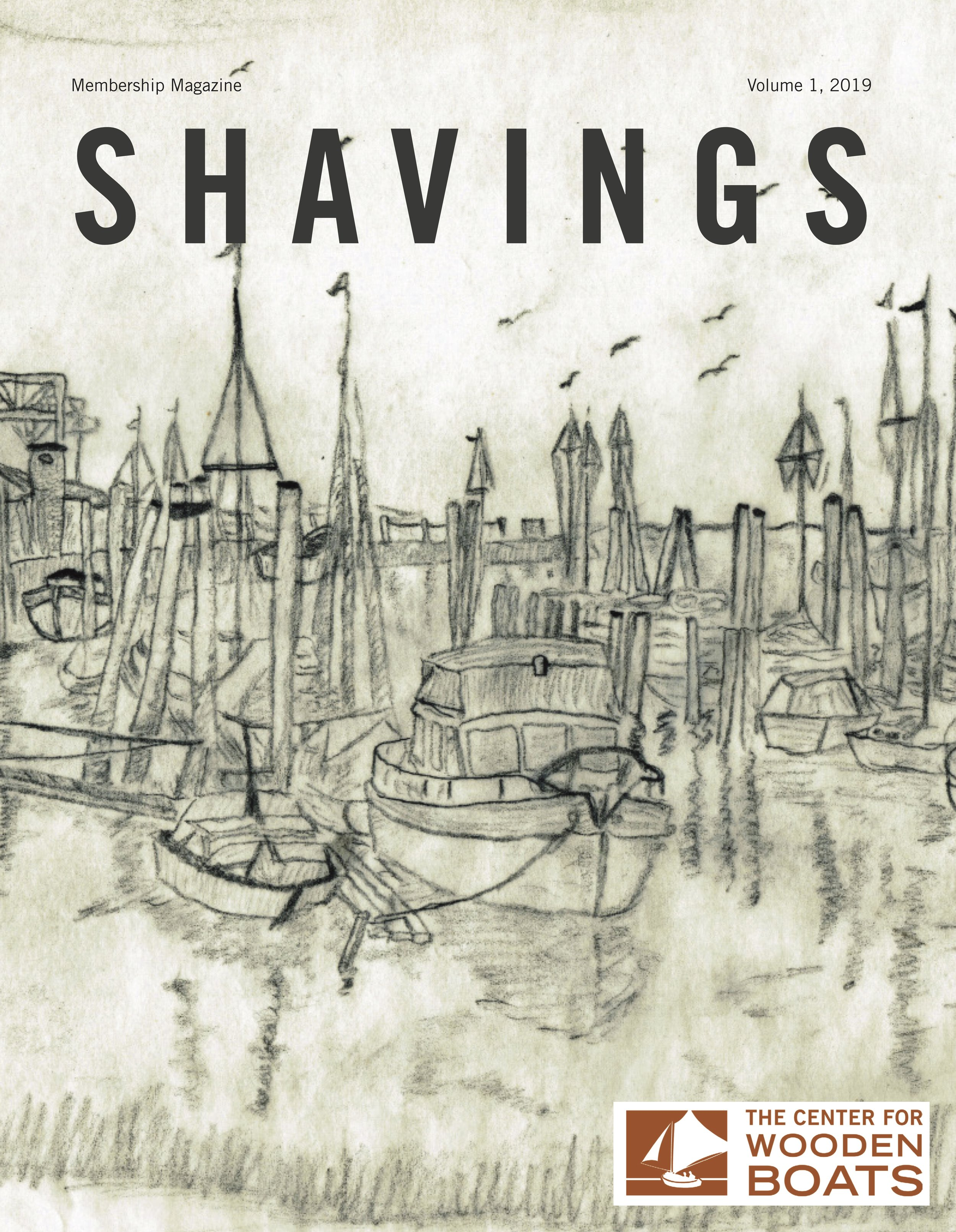 SHAVINGS - 2019 - It's back! We're excited to announce that the beloved newsletter is back in circulation as our new program catalog! Become a member today to get the full version - complete with articles, updates, and more from CWB! You can also view all programs, classes and workshops for FREE below: