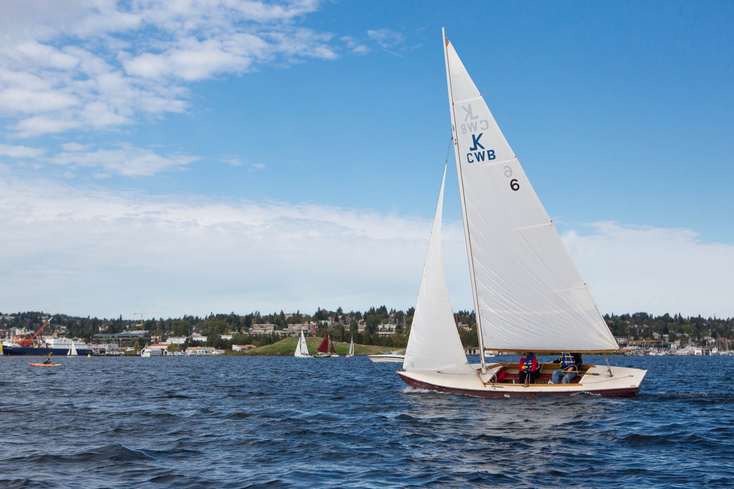 Free Programs — The Center for Wooden Boats