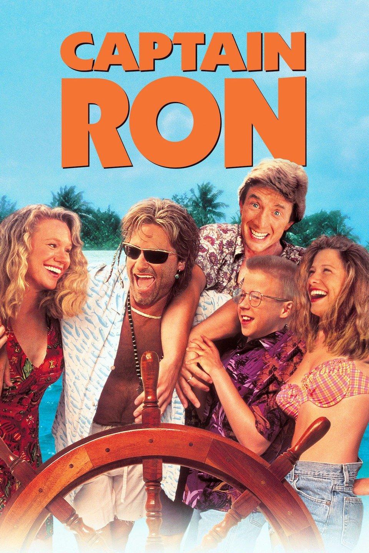 Captain Ron movie cover