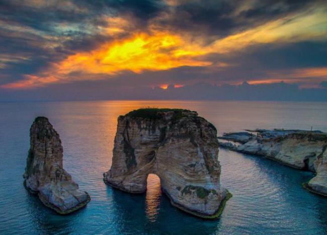 LEVISON WOOD EXPLORE LEBANON WITH AN EXPLORER -