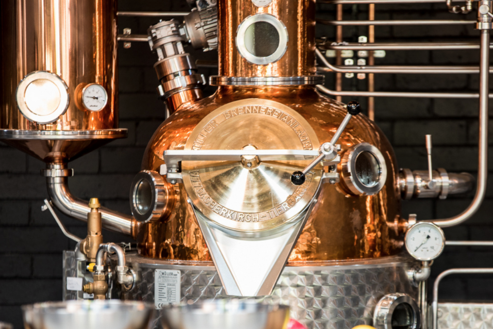 A GIN EXPERIENCE AWAY -